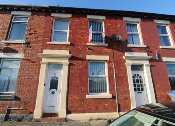 Thumbnail 3 bed terraced house to rent in Enfield Road, Blackpool