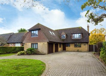 Thumbnail 4 bedroom detached house for sale in Ridgeway, Hutton, Brentwood, Essex