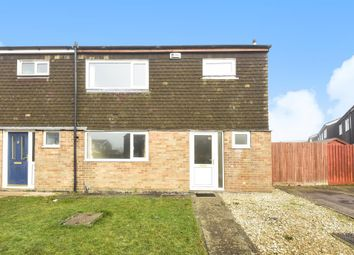 Thumbnail 3 bedroom terraced house for sale in Blenheim Drive, Bicester