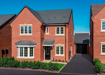 Thumbnail 4 bed detached house for sale in 41 Estcourt Close, Gloucester