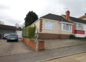Thumbnail 3 bed bungalow for sale in Grove Road, Gillingham, Kent
