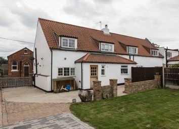 Thumbnail 3 bed semi-detached house for sale in South Street, Roxby, North Lincolnshire