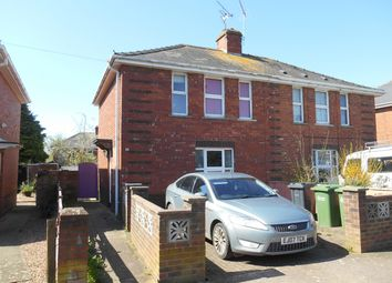 Thumbnail 3 bed property to rent in Shakespeare Road, Exeter