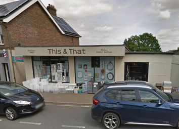 Thumbnail Retail premises for sale in Croft Road, Crowborough