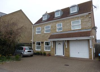 Thumbnail 5 bed detached house to rent in Nene Parade, March, March