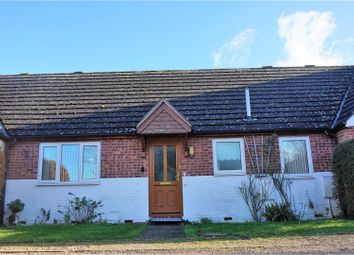 Thumbnail 2 bed bungalow for sale in Old Schools Court, Bury St. Edmunds