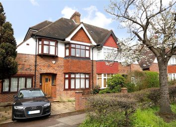 Thumbnail 4 bed semi-detached house for sale in Copse Hill, Wimbledon