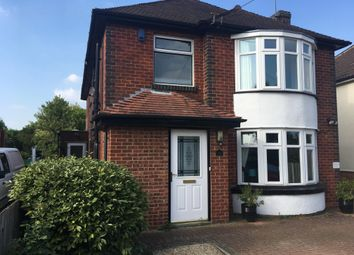 Thumbnail 4 bed property to rent in Huntingdon Road, Thrapston, Kettering