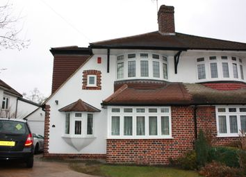 Thumbnail 3 bed semi-detached house to rent in The Windings, Sanderstead, South Croydon