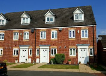 Thumbnail 3 bed town house for sale in Eden Close, Hilton, Derby