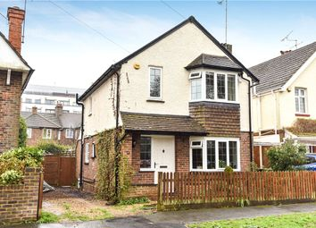 Thumbnail 3 bed detached house for sale in Grand Avenue, Camberley, Surrey