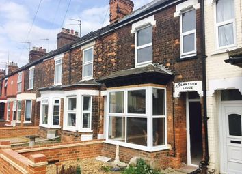 Thumbnail 3 bed terraced house to rent in Tennyson Avenue, King's Lynn