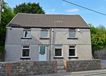 Thumbnail 2 bed flat to rent in Flat 2 Swansea Road, Hirwaun, Aberdare