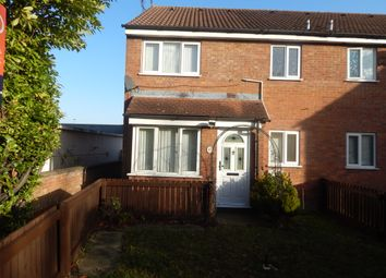 Thumbnail 1 bedroom flat to rent in Twigden Court, Mount Pleasant Road, Luton