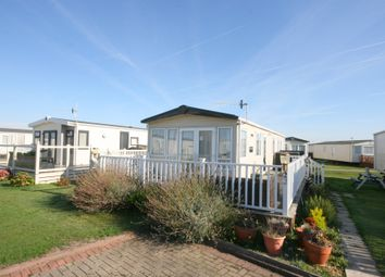 Thumbnail 3 bed mobile/park home for sale in Sandy Point, Selsey
