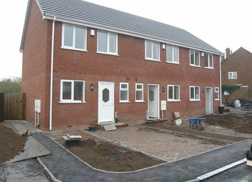 Thumbnail 2 bedroom end terrace house for sale in Blakenhall Gardens, Dudley Road, Wolverhampton