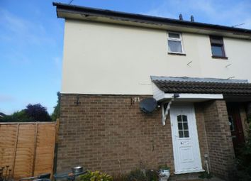 Thumbnail 2 bed semi-detached house to rent in Harvest Close, Littlethorpe, Leicester