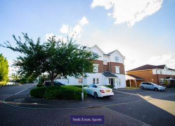 Thumbnail 1 bed flat for sale in Tolgate Drive, Hayes