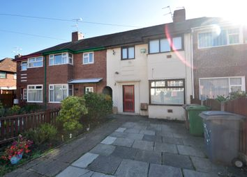 Thumbnail 3 bed terraced house to rent in Gorsey Lane, Wallasey