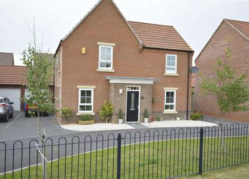 Thumbnail 4 bed detached house for sale in Flowergate Drive, Cayton, Scarborough
