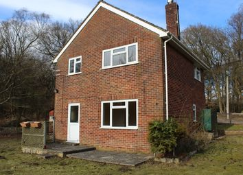 Thumbnail 3 bedroom detached house to rent in Patchington Copse, Longparish, Andover