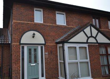 Thumbnail 3 bedroom semi-detached house to rent in Fury Court, Crownhill, Milton Keynes, Buckinghamshire