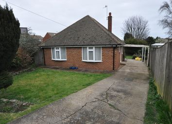Thumbnail 2 bedroom bungalow to rent in Alfray Road, Bexhill-On-Sea