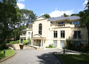 Thumbnail 3 bed flat for sale in Lilliput Road, Canford Cliffs, Poole