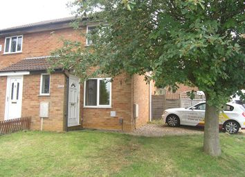 2 bed terraced house to rent in Verwood Close, Northampton NN3
