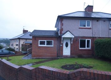 Thumbnail 2 bed semi-detached house for sale in Exeter Road, Dudley