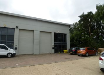 Thumbnail Light industrial to let in Newmarket Road, Bury St Edmunds