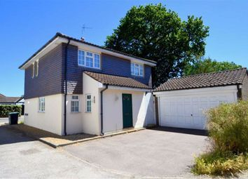 Thumbnail 4 bed detached house for sale in Oakleigh Rise, Epping