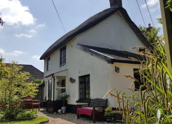 Thumbnail 2 bed detached house for sale in The Green, Whimple, Exeter
