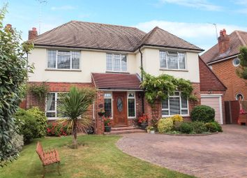 Thumbnail 4 bed detached house for sale in Ashurst Drive, Goring By Sea, West Sussex