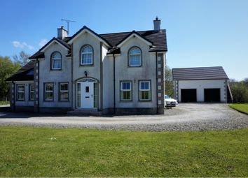 Thumbnail 4 bed detached house for sale in Cullyrammer Road, Garvagh, Coleraine