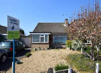 Barnfield Close, Southbourne, Hampshire PO10. 2 bed semi-detached bungalow for sale