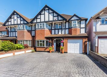 Thumbnail 4 bed semi-detached house for sale in Walton Road, Sidcup