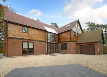 Thumbnail 6 bed detached house to rent in Gillotts Lane, Henley-On-Thames