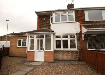 Thumbnail 4 bed detached house for sale in Gleneagles Avenue, Leicester