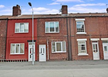 Thumbnail 3 bed terraced house for sale in Dickinson Terrace, Featherstone, Pontefract