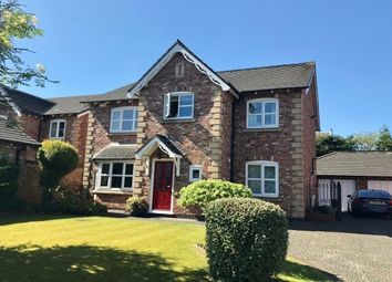 Thumbnail 4 bedroom detached house to rent in Churchfields, Sale
