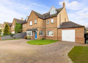 Thumbnail 4 bed detached house for sale in Dawson Court, Harrogate, North Yorkshire