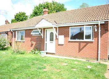 Thumbnail 3 bed bungalow to rent in Kings Croft, Dersingham, King's Lynn