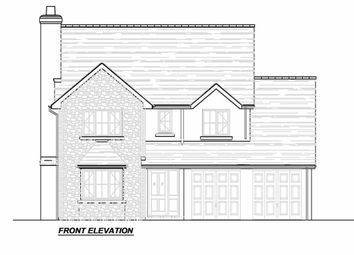 Thumbnail 4 bed detached house for sale in Bwlch-Y-Cibau, Llanfyllin