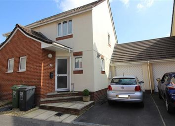 Thumbnail 2 bed semi-detached house to rent in Silverwood Heights, Silverwood Heights, Devon