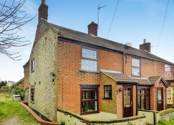 Thumbnail 3 bedroom terraced house for sale in Repps Road, Martham, Great Yarmouth