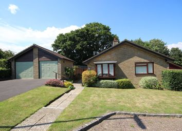 Thumbnail 3 bed detached bungalow for sale in Glenavon, New Milton