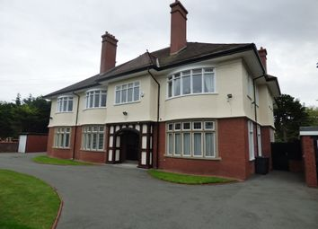 Thumbnail 2 bed flat for sale in Hall Road East, Crosby, Liverpool
