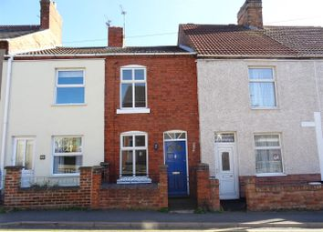 Thumbnail 2 bed terraced house for sale in Chapel Street, Ibstock, Leicestershire