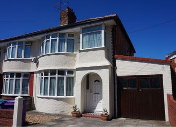 Thumbnail 3 bed semi-detached house for sale in Elmar Road, Liverpool